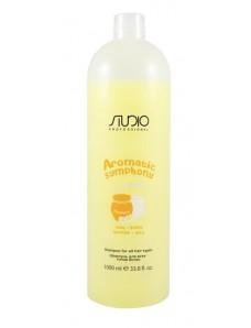 """Kapous Professional Studio - Шампунь для всех типов волос """"Молоко и мед"""" 1000 мл"""