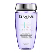 Kerastase Blond Absolu Bain Lumiere Shampoo - Увлажняющий шампунь для светлых волос, 250 мл