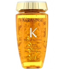 Kerastase Elixir Ultime Shampoo - Очищающий шампунь обогащенный маслами, 250 мл