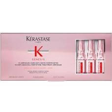 Kerastase Genesis Ampoules Cure Anti-Chute Fortifiantes Anti Hair-Loss - Ампулы с аминексилом для укрепления склонных к выпадению волос