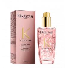 Kerastase Elixir Ultime Huile Rose - Масло для окрашенных волос, 100 мл