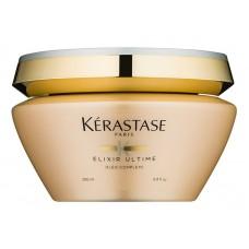Kérastase Elixir Ultime - Изысканная маска для волос с высокой концентрацией масел 200 мл.