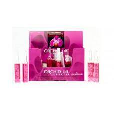 Kleral System Orchid Oil - Ампулы с маслом орхидеи для укрепления и питания волос, 10 шт х 10 мл