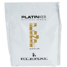 Kleral System Coloring Line Platinker Bleaching Powder - Осветляющая пудра с антижелтым эффектом, 400 мл.