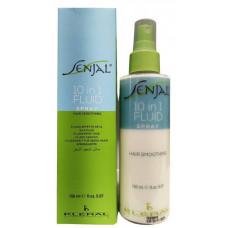Kleral System Senjal Fluid Spray - Мультивитаминный флюид для волос 10 в 1