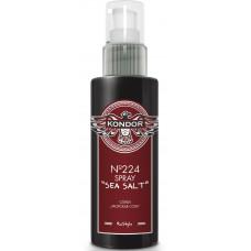 Kondor Spray Sea Salt 224 - Спрей для укладки волос Морская соль 100, мл