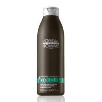 LOreal Professionnel Homme Cool Clear Anti-Dandruff Shampoo - Шампунь от перхоти, 250 мл