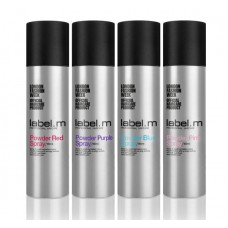 AKЦИЯ - Label.m Powder Spray - Набор цветных спреев BIG - 4 цвета*150 мл