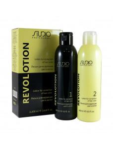 Kapous Professional Лосьон для коррекции цвета волос RevoLotion 200 мл+200 мл