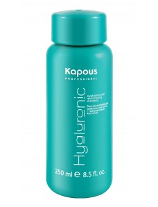 Kapous Professional Hyaluronic Acid -  Восстанавливающий шампунь для волос с гиалуроновой кислотой 250 мл