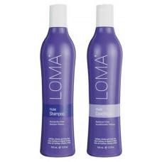 Loma Violet Collection - Набор для светлых волос 355 мл *2