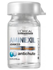 LOreal Professionnel Aminexil - Ампулы от выпадения