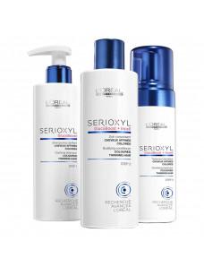 Loreal Professionnel Serioxyl - Набор для окрашенных, тонких волос