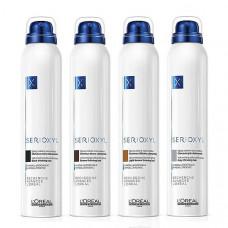 L'Oréal Professionnel Serioxyl Volumizing Coloured Spray - Спрей-камуфляж для подкрашивания волос, 200 мл