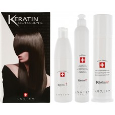 Lovien Keratin Hair Reconstruction System - Система глубокого восстановления волос с кератином