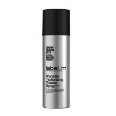 Label.m Brunette Texturising Volume Spray - Спрей Текстурирующий для Объема для Брюнеток 200 мл