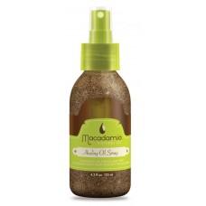 Macadamia natural oil Healing Oil Treatment - Уход восстанавливающий с маслом арганы и макадамии - СПРЕЙ 125 мл