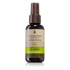 Macadamia natural oil Healing Oil Treatment - Масло-спрей арганы и макадамии, 125 мл