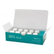 Aкция - Matrix Biolage ScalpSync - Тоник от выпадения волос 10 * 6 мл