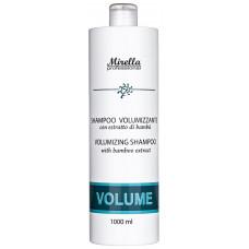 Mirella Professional Massimo Volumizing Shampoo - Шампунь для объема волос, 1000 мл