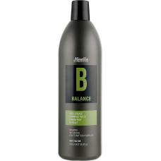 Mirella Balance Shampoo - Шампунь для волос, склонных к жирности с экстрактом грейпфрута, 1000 мл