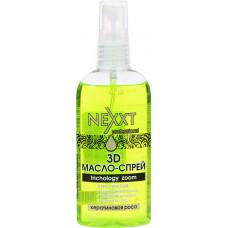 Nexxt Professional 3d Oil Spray - 3D масло-спрей кера-терапия выпадения, жирности и перхоти, 120 мл