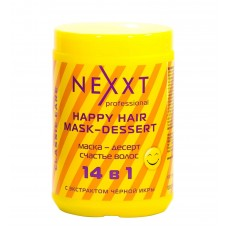 Nexxt Professional Classic Care Happy Hair Mask Dessert - Маска-десерт Счастье волос 1000 мл