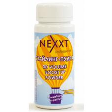 Nexxt Professional 3d Volume Boost Up Powder - Стайлинг-пудра для объема волос 20 г