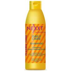 Nexxt Professional Daily Care Shampoo - Шампунь ежедневный уход с белой глиной 1000 мл