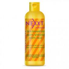 Nexxt Professional - Шампунь антистресс, против старения волос 1000 мл
