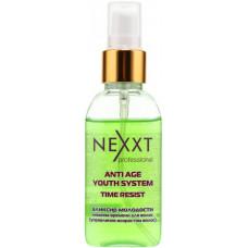 Nexxt Professional Classic Care Anti Age & Youth System Time Resist - Эликсир молодости-управление возрастом волос, 50 мл