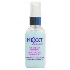 Nexxt Professional Ice Cream for Hair - Сливочный флюид Мороженое для волос 50 мл