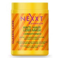 Nexxt Professional Classic Care Anti Hair Loss Mask-Conditioner - Маска-кондиционер против выпадения волос 1000 мл