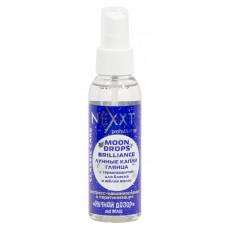 Nexxt Professional Moon Drops Brilliance - Лунные капли глянца с термозащитой для блеска и шелка волос, 100 мл