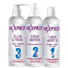 Nexxt Professional - Холодный ботокс, процедура из 3 фаз