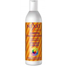 Nexxt Professional After Color Stabilizer - Шампунь стабилизатор цвета 1000 мл