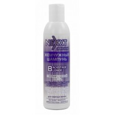 """Nexxt Professional Backstage Blond - Жемчужный шампунь """"Перламутровый блонд"""" 300/1000 мл"""