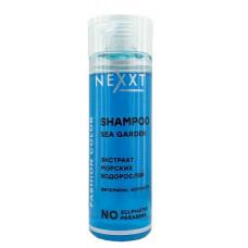 Nexxt Fashion Color - Шампунь с экстрактом морских водорослей, 200 мл