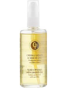 Nuance Cristalla Liquidi Al Semi Di Lino CP - Жидкие кристаллы с УФ-фильтром и маслом семени льна с формулой защиты цвета 100 мл