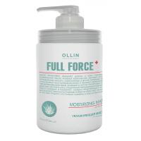 Ollin Professional Full Force Moisturizing Mask - Увлажняющая маска с экстрактом алоэ 650 мл