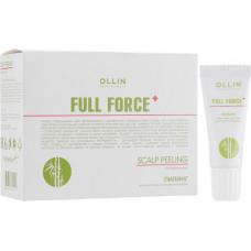 Ollin Full Force Scalp Peeling - Пилинг для кожи головы с экстрактом бамбука