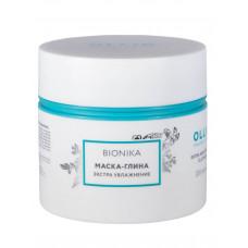 Ollin Professional Bionika - Маска-глина для волос Экстра увлажнение  200 мл