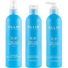 Ollin Professional Ice Cream - Набор для питания волос
