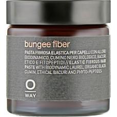 Oway Man Bungee Fiber - Паста для укладки волос сильной подвижной фиксации, 50 мл