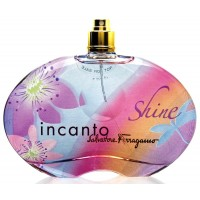 Salvatore Ferragamo Incanto Shine - Туалетная вода (тестер без крышечки) 100 мл