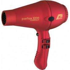 Parlux Фен для волос 3200 Parlux compact/ionic - 1900 Вт - черный, серебристый, розовый, красный, фиолетовый