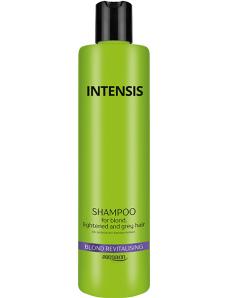 Prosalon Professional Blond Revitalising - Шампунь антижелтый для светлых, осветлённых и седых волос 300 мл.