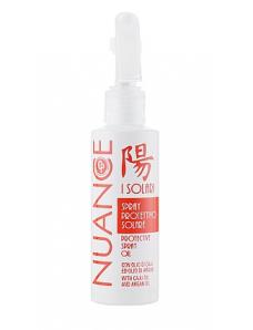Punti Di Vista Nuance Color Protection Solari Protective Spray Oil -  Масло - спрей защитное, с маслом орехового дерева, 150 мл.