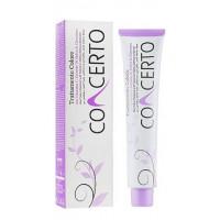 Concerto Color Treatment - Краска для волос с кератином, экстрактом мальвы и витамином С, 100 мл.