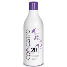 Concerto Hair Color Cream Revealer Эмульсионный окислитель, 6 % 1000 мл.